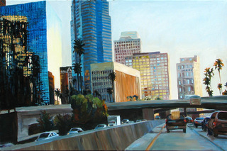 Downtown LA, Karen Wickham