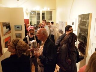 Gary Francis Fine Art Grand Opening,