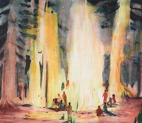 Firepeople , Jules de Balincourt