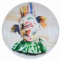 Coulrophobia, Darren Coffield