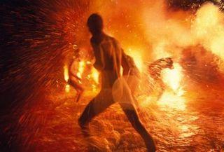 """Wet Blaze"" 2013  , Ryan McGinley"
