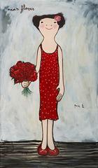 unas flores | some flowers, Eva Armisén