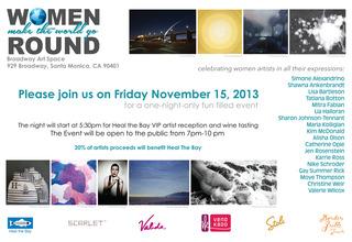Women Make The World Go Round,
