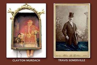 , Clayton Murdach, Travis Somerville