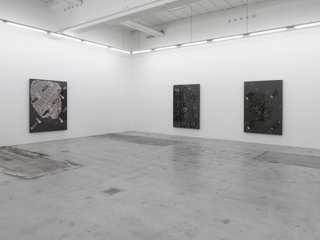 Installation View, Nina Beier