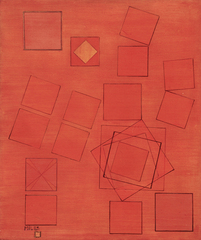 Musical Squares, Jeanne Miles