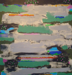 Silver Grey, Betty Parsons