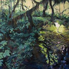 Summer Hoh Rain Forest, Karen Wickham