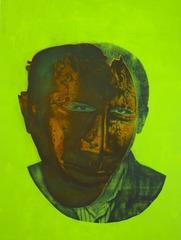 "African-American Portraits: ""Eric Robertson"" , Hedy Klineman"