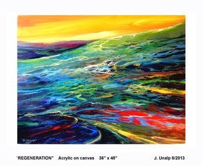 Regeneration, Janet Unalp