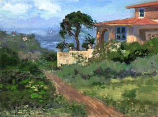 House by the Sea, Robin Haskell