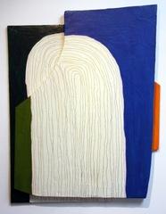 Untitled with Orange, Valerie Wilcox