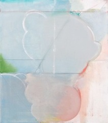 Untitled (Light Blue Cloud), Moses Hoskins