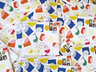 The Possible Mail Correspondence, David Wilson, Kori Girard