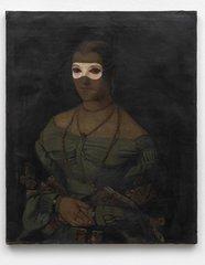Pupil\'s mask, Fabrice Samyn