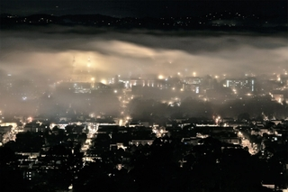A Cinematic Study of Fog in San Francisco, Andy Black