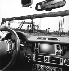 Cleveland Ohio , Lee Friedlander