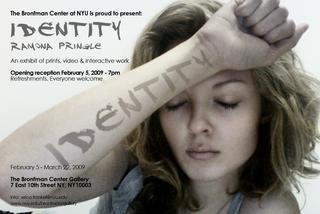 Identity, Ramona Pringle