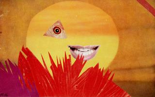 Kleine Sonne (Little Sun), Hannah Hoch