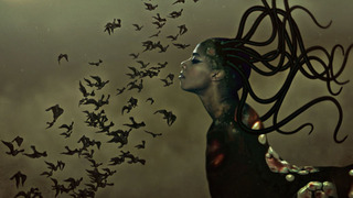 The End of eating Everything (still) , Wangechi Mutu