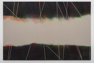 Border Theory (indefinite zone/black), Tony de los Reyes