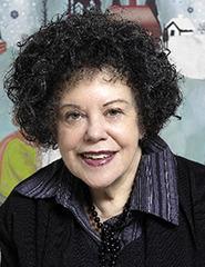 WCA Lifetime Award Winner 2014, Phyllis Bramson