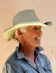 WCA Lifetime Award Winner 2014, Harmony Hammond