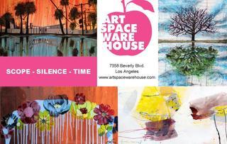 SCOPE - SILENCE - TIME, Robert Lebsack, Colleen Sandland, Courtney Raney, Greet Helsen