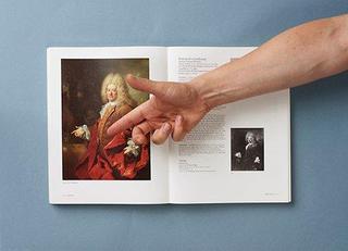 After Image (Portrait of a Gentleman), Matts Leiderstam