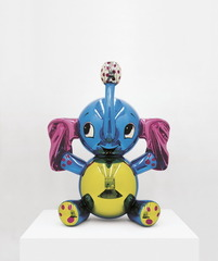 Elephant, Jeff Koons