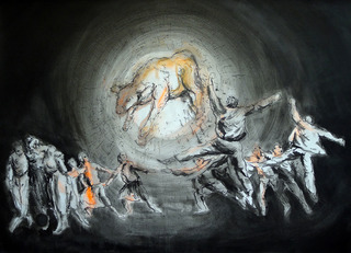 Das Goldene Kalb , Ulrike Theusner