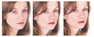 Portrait of an Image (with Isabelle Huppert), Roni Horn