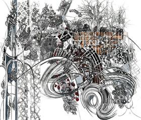 Entangled Grid , Ann Diener