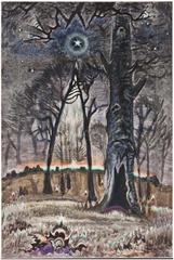 Starlit Woods, Charles Burchfield