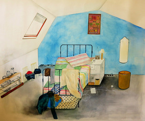 Their Rooms, Their Dreams    , Ting-chun Chen