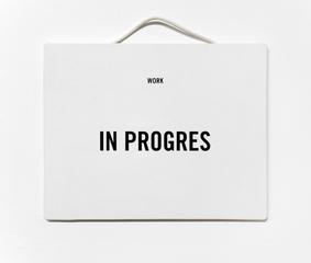 Signpainting Work 1 (in Progres), Jesse Harris