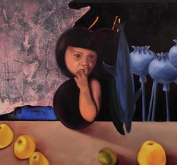 Plum Girl, Pilar Acevedo