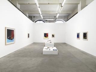 installation view, Ingo Mittelstaedt