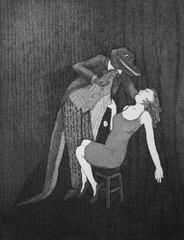 Hypnotist, Lizzie Learman