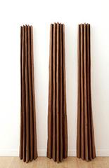 Three Red Sheaves, David Nash