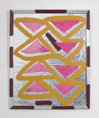 pink triangles, Martha Clippinger
