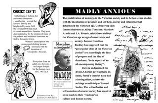The Wallzine No. 1- Victoriana (detail), Bridget Hugo