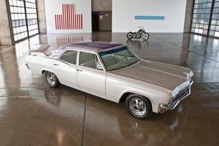 Chevrolet Bel Air 1965, Olivier Mosset, Vincent Szarek, Jeffrey Schad