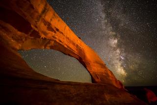 Cosmic Arch, David Mayhew