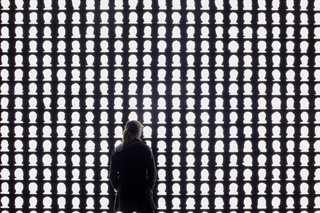 The Geometry of Conscience, Alfredo Jaar