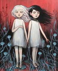 Curious Garden, Kelly Vivanco