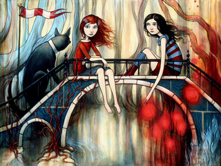 On the Bridge, Kelly Vivanco