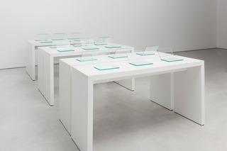 installation view, Tilman Hornig