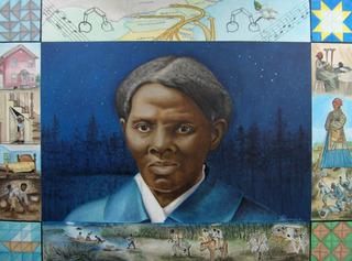Harriet Tubman, Marcella Hayes Muhammad
