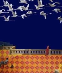 Damayanti On Old Delhi, B Manjunath Kamath